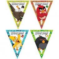 guirlande anniversaire thème Angry Birds