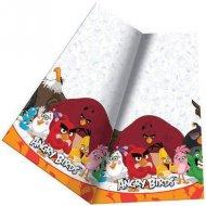 nappe anniversaire thème Angry Birds
