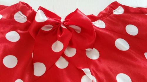 jupe minnie mouse noeud2