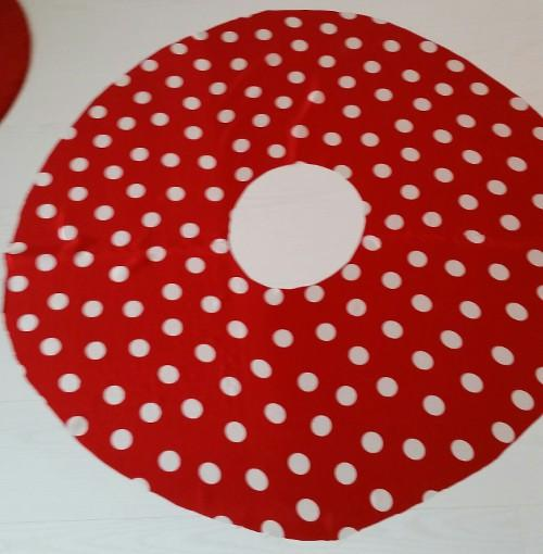 tissu decoupe jupe minnie mouse2