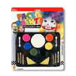 maquillage anniversaire Cirque Clown