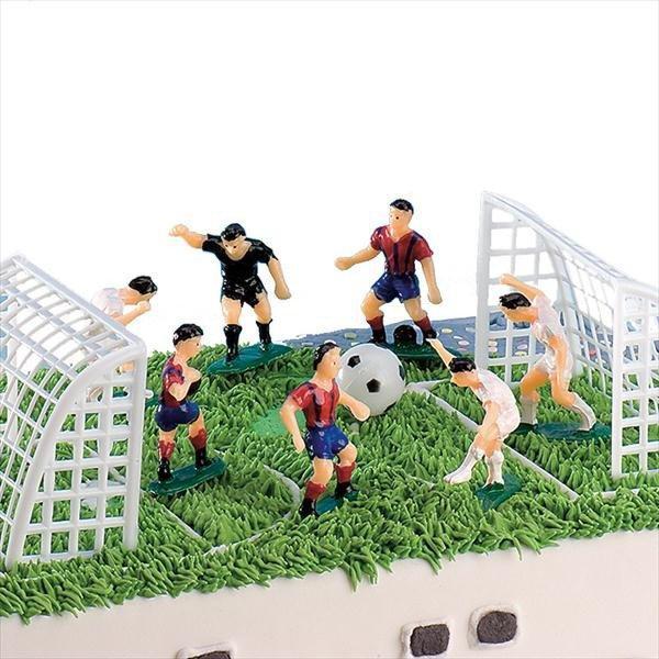 Anniversaire foot invitation d coration g teau foot - Decoration football pour anniversaire ...