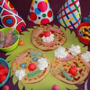 gouter-anniversaire-theme-cirque-clown