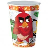 gobelets anniversaire thème Angry Birds