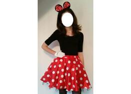 déguisement costume minnie mouse