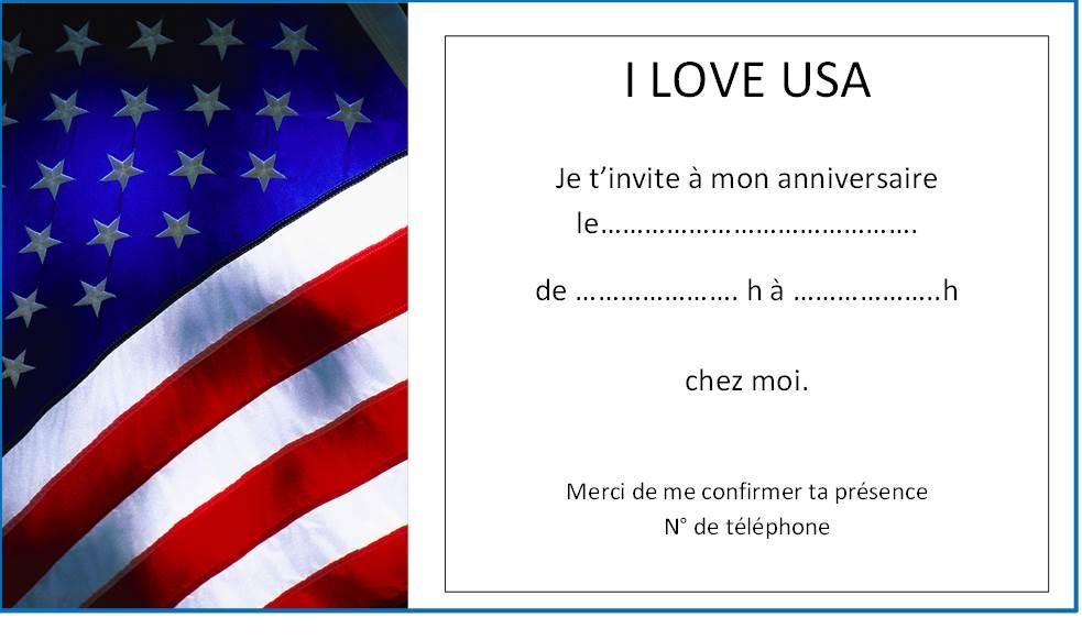 invitation-anniversaire-theme-USA